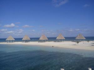 Von Cancun nach Belize - Belize nach Guatemala