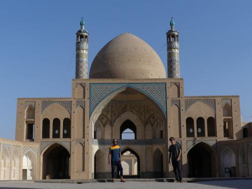 Qazwin-Teheran-Kashan-Isfahan